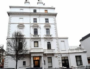 Squalid in South Kensington – Suite A, 19 Cromwell Road, South Kensington, London, SW7 2JB – Allsop auction – Thursday 18th February 2016 – Guide price of £30,000 to £50,000