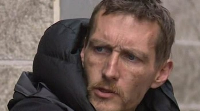 Hero of the Hour – Courageous Mancunian homeless man Stephen Jones, whose actions after the Manchester Arena terror attack were rightly lauded heroic, to get new home.
