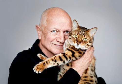 """Steven Berkoff - Eat Dollink An invitation to attend a screening of Steven Berkoff's first documentary; an """"idiosyncratic tribute to his favourite Jewish deli"""""""