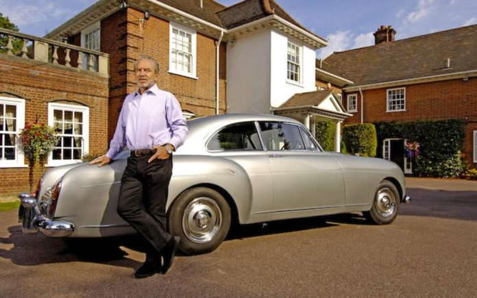 Sugar & Elton – 1957 Bentley Continental S1 sports saloon by H. J. Mulliner that has been owned by both Sir Elton John and Lord Sugar for sale for a 243% higher sum than it achieved in 2007 – £495,000 ($618,000 or €583,000 or درهم2.3 million) through The Chelsea Workshop