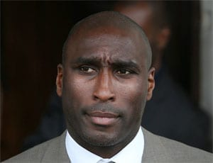 Supporting Sol - The Steeple Times is backing Sol Campbell to be the next Mayor of London