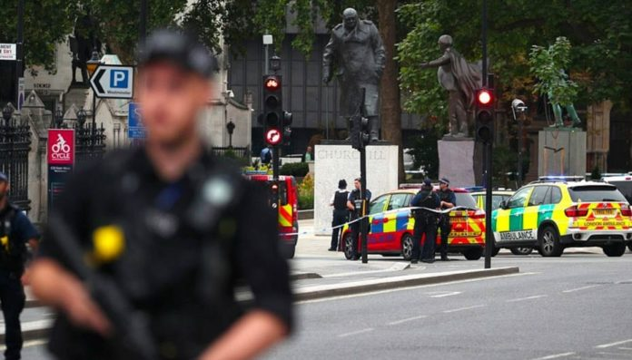 Terrorising Theresa May – This morning's incident at Westminster should act as a reminder that Theresa May's cuts to policing in London are utterly wrong and should be reversed – In 2010, there were 149 police stations in London; by 2020 there will shamefully be just 132.