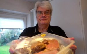 Food Fury – Angry ex-councillor Terry Lawton moans about meat – Angry supposedly homophobic ex-Labour councillor contacts his local newspaper to rant about buying supposedly rotten meat in Morrisons.