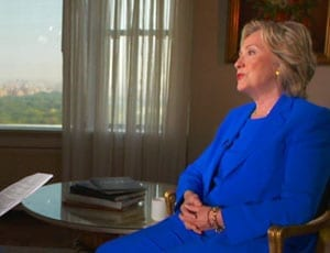 That was a mistake – Hillary Clinton was right to say sorry