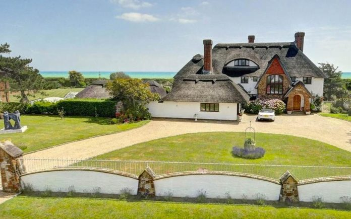 Breaking For Gold – Savills seek £3.25 million ($4.19 million, €3.67 million or درهم15.39 million) for The Breakers, 29 Tamarisk Way, Willowhayne Estate, Angmering-on-Sea, East Preston, Littlehampton, Arun District, Sussex Riviera, West Sussex, BN16 2TE