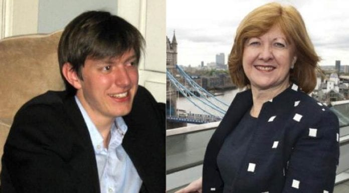 The Busy Borwicks – Son of Kensington MP Lady Borwick's curious connections to the people who ensured both Brexit and the election of Donald Trump revealed by The Observer – The Hon. Thomas Borwick