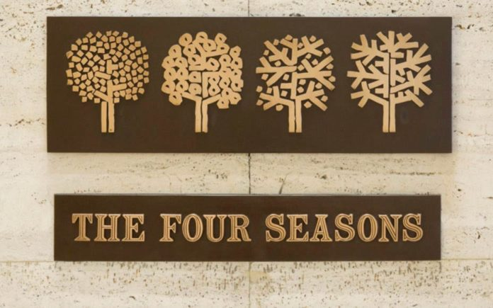 The Death of The Power Lunch – Closure of Four Seasons, New York – With the closure of New York's Four Seasons, is the era of 'the power lunch' well and truly over both there and in Britain?