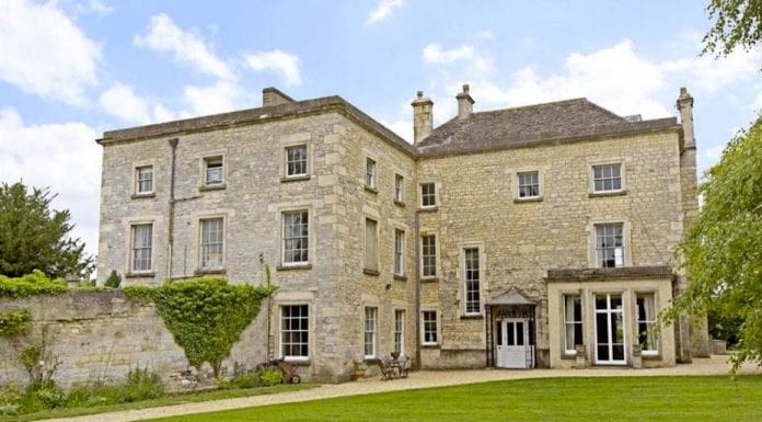 Laid Out to Lawn – The Lawn and Lawnside, Selsey Road, North Woodchester, Gloucestershire, GL5 5NG, United Kingdom – For sale for £875,000 ($1.1 million, €992,000 or درهم4.1 million) through Knight Frank – Vast Georgian mansion in Gloucestershire for sale for just £111 per square foot; it seems incredibly cheap compared to One Hyde Park in Knightsbridge, London, where flats once sold for £7,000 per square foot