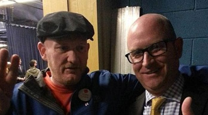 The Rise of Racism – Paul Nuttall UKIP and Andrew Edge EDL