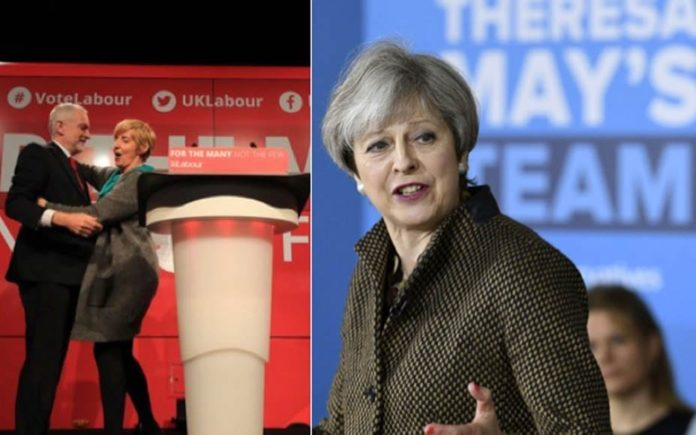 The Tossers vs. The 48% – Getting voices of the 48% heard at GE2017