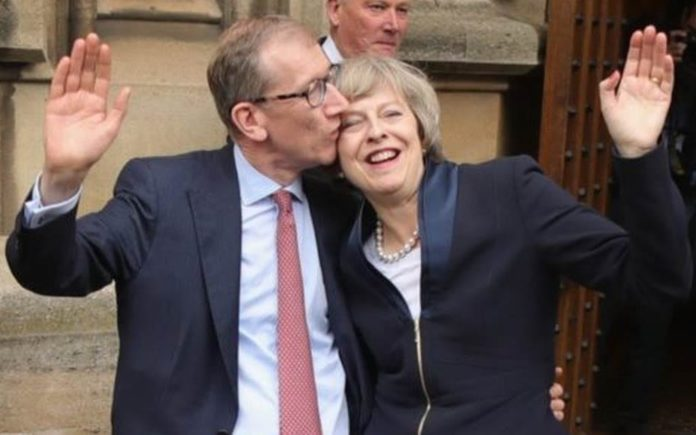 "Theresa's Timing – Theresa May proves she has no idea about timing – As Theresa May proves she has no idea of the concept of ""when the time is right"", we join those suggesting now is the time that she must go."