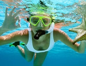 Are you snorkeling in my think tank