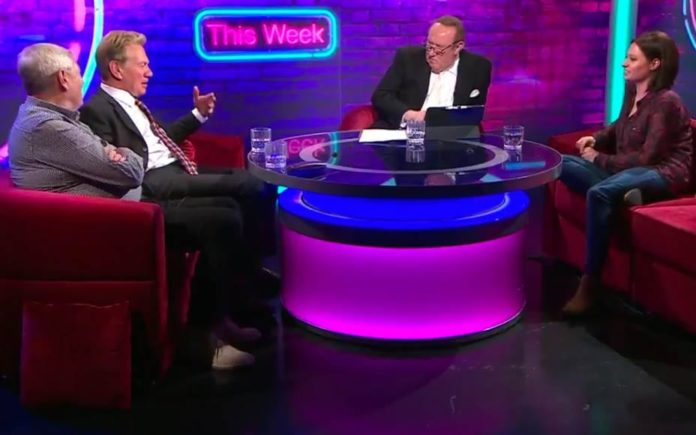 Hero of the Hour – Michael Portillo – A man who defeated Jack Monroe – In making 'Gender X' pest Jack Monroe admit she got it wrong over milkshaking, Michael Portillo proved himself a truly talented debater.