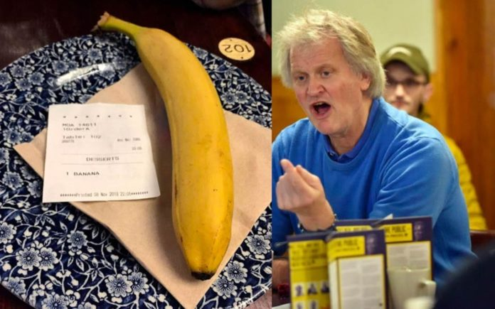 Martin's Gone Bananas – J. D. Wetherspoon pubs attract negative news – Yet more proof that the J. D. Wetherspoon pub chain is to be avoided is revealed… Aside from foreign booze and dogs being banned, you might meet reckless mothers and bigots also.