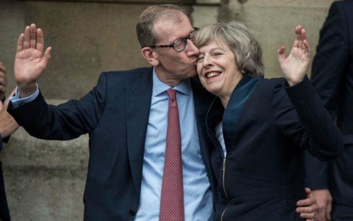 Trashbag Theresa – Theresa May will likely win today, but, argues Matthew Steeples, the country will be ever poorer as a result.