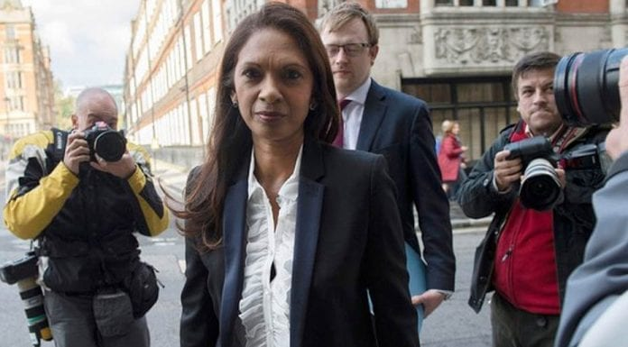 Trolling Brexit – Gina Miller and her challenge to Article 50 at the High Court, Thursday 13th October 2016