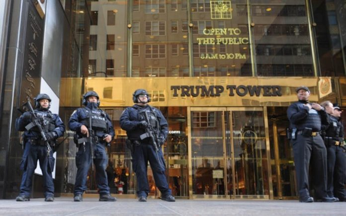 Donald Trump to profit from Presidency by renting out space to Secret Service in Trump Tower according to the New York Post