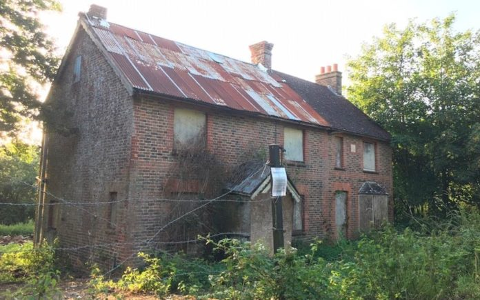 A Cottage With A Catch - £35,000 for cottage in Uckfield, East Sussex – Victorian country cottage in picturesque rural setting in East Sussex for sale for less than a new BMW 3 series saloon – 1 Jubilee Cottages, Eastbourne Road, Uckfield, East Sussex, TN22 5QN, United Kingdom to be sold at auction by Savills on 12th February 2020 at The Marriott Hotel, Grosvenor Square, London, W1K 6JP.