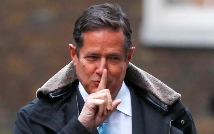 Epstein's Fat Cat – Barclays CEO Jes Staley under investigation – Fat cat banker and Barclays CEO Jes Staley under investigation over his links to the late paedophile Jeffrey Epstein.