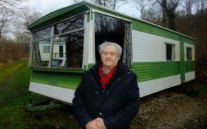 Caravan Calamity – Lloyd Smith and Low Wood, Haverthwaite caravan park – Angry caravan owner complains to local newspaper after his sardine tin is told to move on.