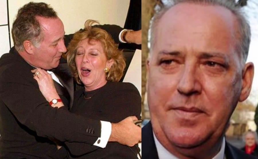 Shame on Michael Barrymore