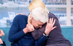 """Oh Good Grief – Reaction to """"coming out"""" Phillip Schofield is laughable – Matthew Steeples suggests the fuss about Phillip Schofield """"coming out"""" as gay is nothing but a storm in a teacup."""