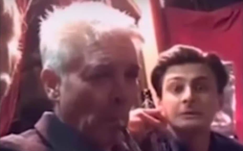 The Phil & Matt Show – Phillip Schofield and Matt McGreevy affair – Phillip Schofield filmed smoking shisha with his alleged ex-lover Matt McGreevy (and pictured in bed thereafter); another image shows the pair together in photograph taken at a school.
