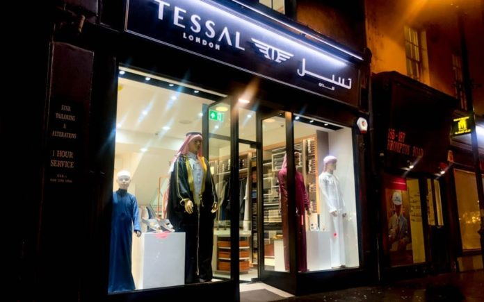 """The New 'Knights' of Knightsbridge – Tessal London, Beauchamp Place – As a shop selling """"bringing back the royalty of [Arabia] home"""" opens in Knightsbridge, we ask: """"Whatever next?"""""""