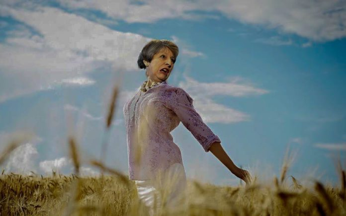 """Where's Theresa (When You Actually Need Her)? """"Fed up"""" Maidenhead constituent who fears """"one foot wrong and you could be over"""" gets no help from Theresa May over a missing lamp post. Madelene Lachello of Marlborough Road, Maidenhead moans to the Maidenhead Advertiser."""