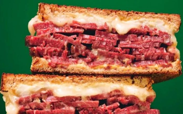 Considering Corned Beef – Daniel Farrington writes to Derby Telegraph – Angry man sends bizarre letter to local newspaper to complain about the design of corned beef tins.