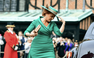 Wally of the Week – Sarah, Duchess of York sticks her oar in over coronavirus – Sarah, Duchess of York sticks her oar in over coronavirus, but makes no mention of the benefit the outbreak has given her husband Prince Andrew in relation to the Jeffrey Epstein 'problem'