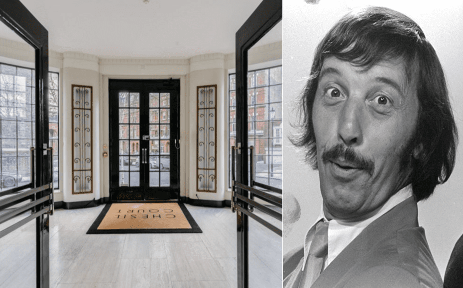 "A Cockney Paradise in Chelsea – Actor Harry Fowler's apartment for sale Art deco mansion block apartment in Chesil Court, Chelsea Manor Street, Chelsea, London, SW3 5QS, United Kingdom that was once home to the ""cheeky Cockney"" actor Harry Fowler for sale for £975,000."