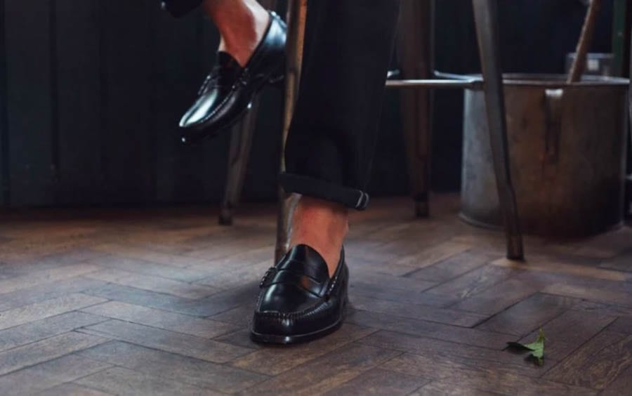 Stick A Sock On – Loafers and the socks or no socks question – Matthew Steeples criticises 'The Telegraph' for suggesting men can wear loafers without socks.