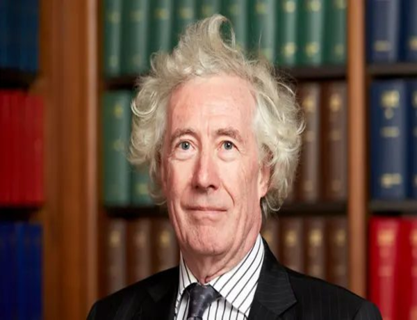 "The Rt. Hon. The Lord Sumption OBE, PC, FRHistS, FSA – Former Supreme Court judge Lord Sumption became widely known in March 2020 for calling out the police over their ""hysterical"" handling of COVID-19."