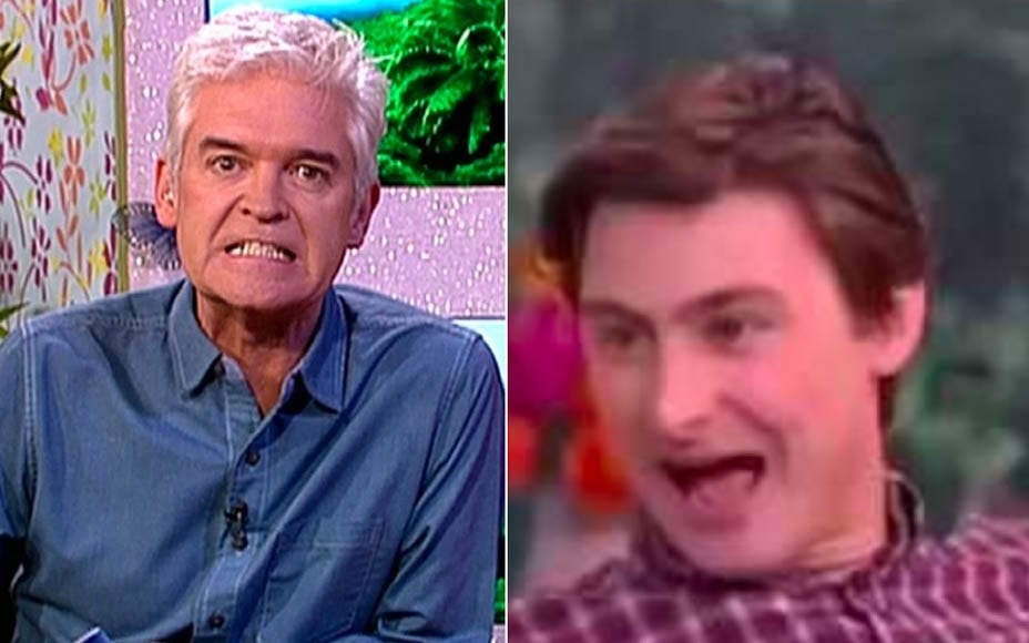 Shutting up Schofield – Phillip Schofield and the coronavirus – Phillip Schofield's mum has more to fear from this angry man's presence on screen than the coronavirus.