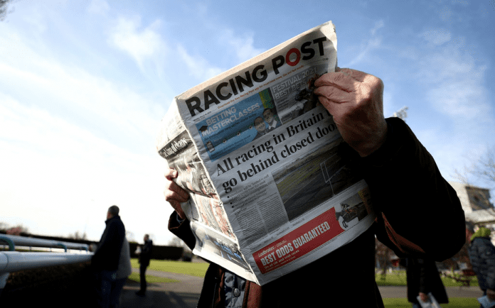 Post Paused – Racing Post suspends print edition after 34 years – Today, after 34 years in business, the 'Racing Post' has sadly stopped daily print production due to the coronavirus outbreak.