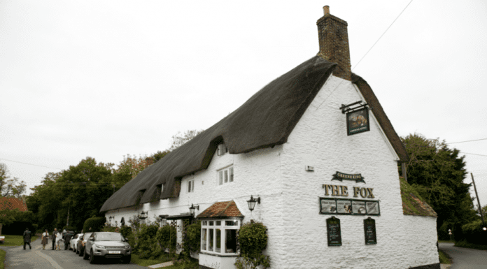 Hero of the Hour – Anonymous Fish & Chip Donor – Good Samaritan paying for villagers of Denchworth, Oxfordshire to have fish and chips once per week from their local pub, The Fox, during the coronavirus lockdown deserves to be saluted.
