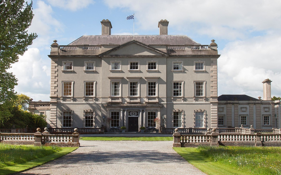 "A Wyatt Wonder – £18 million for Sir David Davies' The Abbey Leix Estate, Abbeyleix, County Laois, Ireland through Sotheby's International Realty – ""Hard head – healing hands"" Welsh businessman looks to sell his £18 million Irish estate complete with a James Wyatt mansion and 1,120 acres; Sir David Davies became an Irish citizen after Brexit and has no time for Boris Johnson"