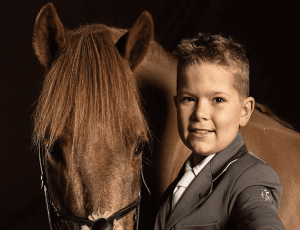 "Alfie Diaper – Showjumper, show rider and ""all-round horseman"" – Aged just nine in 2019, ""little star"" Dorset born Alfie Diaper has had success at the Olympia Horse Show, the Liverpool International Horse Show."