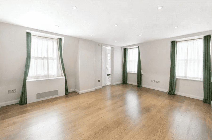 Bonded to a Short Lease – £795,000 for Fourth Floor at 22 Eaton Square, Belgravia, London, SW1W 9DE, United Kingdom flat on 15-year lease – Eaton Square apartment in a Grade II* listed building that has been home to both Bond star Sir Roger Moore and notorious aristocrat Lord Lucan for sale for staggering sum given it is on a lease of just 15 years. Available through estate agents Ayrton Wylie.