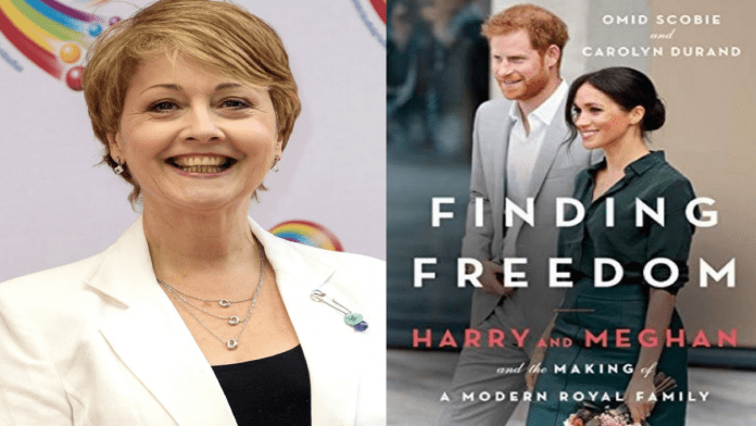 Heroine of the Hour – Anne Diamond on Duchess of Sussex book – Anne Diamond is right to call out the Duchess of Sussex's mint-making collaboration with Omid Scobie and Carolyn Durand's 'Finding Freedom' as annoying, daft and delusional.
