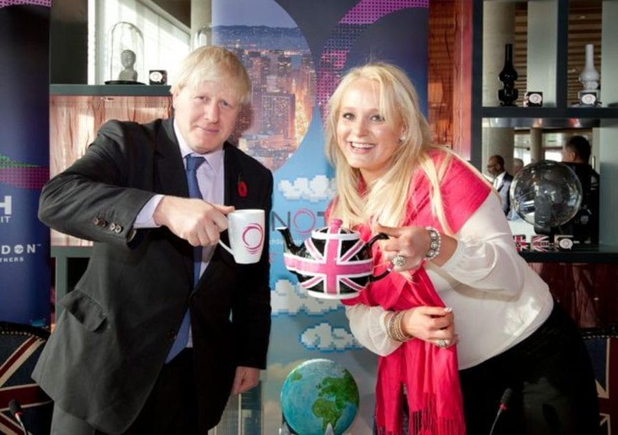 """Arcuri Attacks App – Jennifer Arcuri slams Boris Johnson app – Boris Johnson's alleged ex-mistress Jennifer Arcuri slams NHS coronavirus tracking app and suggests: """"There is no way I would download that!"""" Separately, it's claimed she's going on 'Hunted' on Channel 4."""