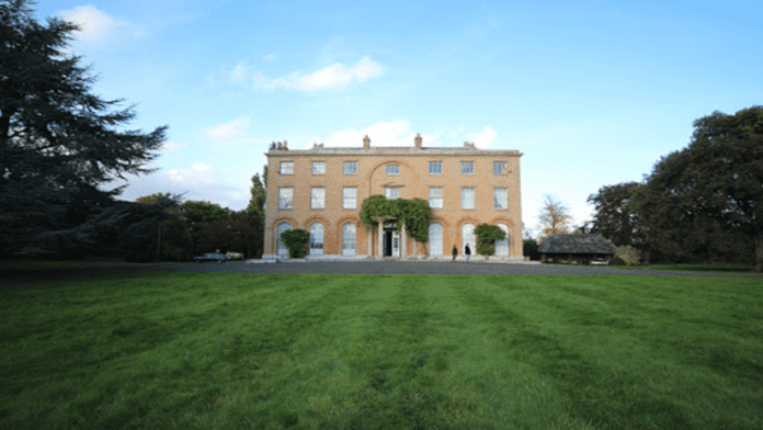 No Gaynes – £2.65 million for Gaynes Hall, Perry, Great Staughton, Huntingdon, Cambridgeshire, PE28 0ST, United Kingdom through agents Wilson Peacock – Cambridgeshire mansion used by Special Operations Executives in the Second World War and as a borstal subsequently for sale; it is next to the prison that housed Max Clifford and was briefly a cannabis farm in 2019.