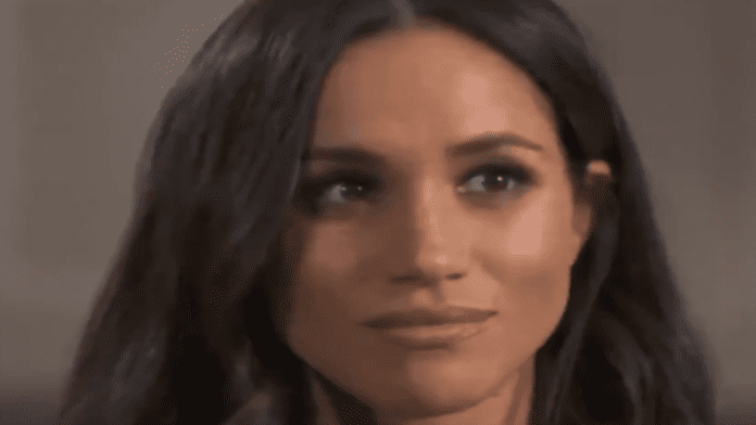 "Meghan Feet First – Meghan Markle and Prince Harry car crash interview – Previously unseen, unedited footage of the then Meghan Markle's engagement interview shows how ""weird"" and ""controlling"" this meddling minx truly is."