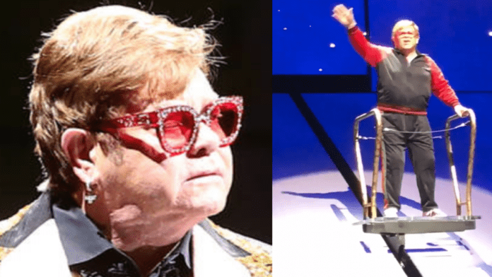 Elton Needs an Olive Branch – Sir Elton John legal action by ex-wife – As Sir Elton John is slammed for his treatment of his ex-wife, we suggest he ought to offer an olive branch as appeasement to get her off her 'Crocodile Rock.'