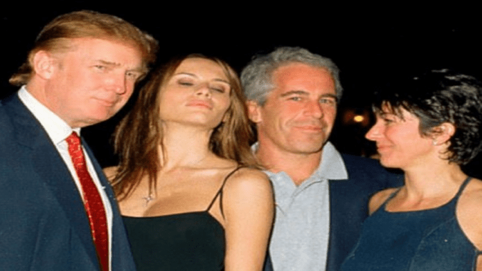 "Maxwell's Trump Card – Donald Trump on Ghislaine Maxwell – That Donald Trump is ""wishing Ghislaine Maxwell well"" speaks volumes."