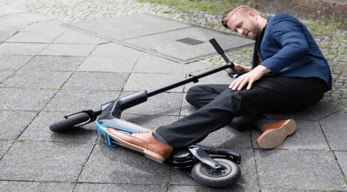 """E-Scooter-ing Out a Minister For Rent – As the government disgracefully announces they'll be allowing rentable e-scooters on Britain's roads, Matthew Steeples asks: """"Who gave 'a Robert Jenrick'?"""" to get this multi-million market going."""