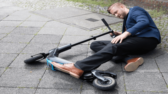 "E-Scooter-ing Out a Minister For Rent – As the government disgracefully announces they'll be allowing rentable e-scooters on Britain's roads, Matthew Steeples asks: ""Who gave 'a Robert Jenrick'?"" to get this multi-million market going."