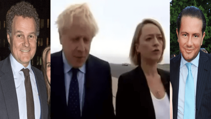 Stunt Slams The Silent Media – James Stunt on the silent media – James Stunt calls out Viscount Rothermere for selectively choosing to ignore a story about the connection between Boris Johnson and Laura Kuenssberg; he demands an end to the silent media.