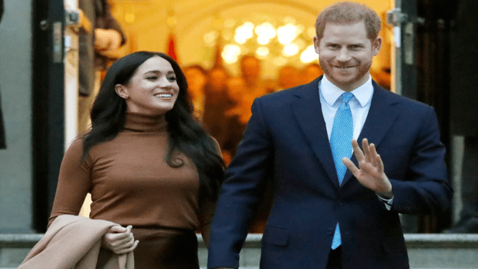 Meddling MeGain – With even the 'Observer' turning on the Duke and Duchess of Sussex, it is time for the meddling pair to learn the art of silence.